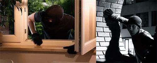 Chống trộm đột nhập