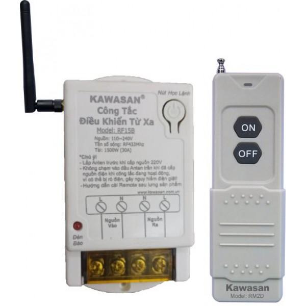 Công tắc điều khiển từ xa Anten dạng rời ngắn khoảng cách điều khiển từ 200-300m