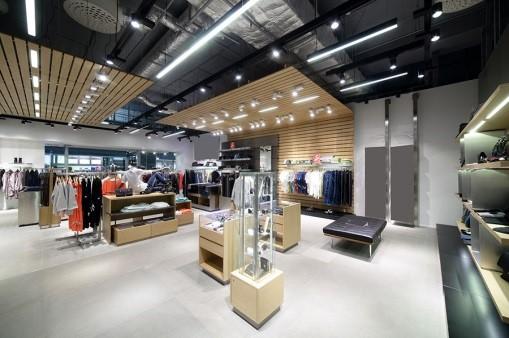 Ứng dụng trong trung tâm mua sắm