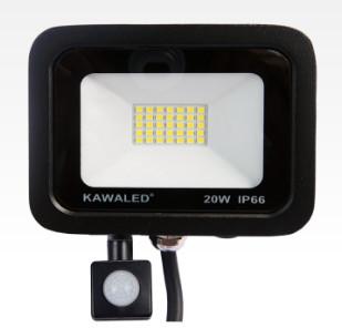 flhs 20w đèn pha led cảm ứng