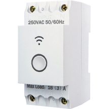 Công tắc wifi thanh ray cb20a