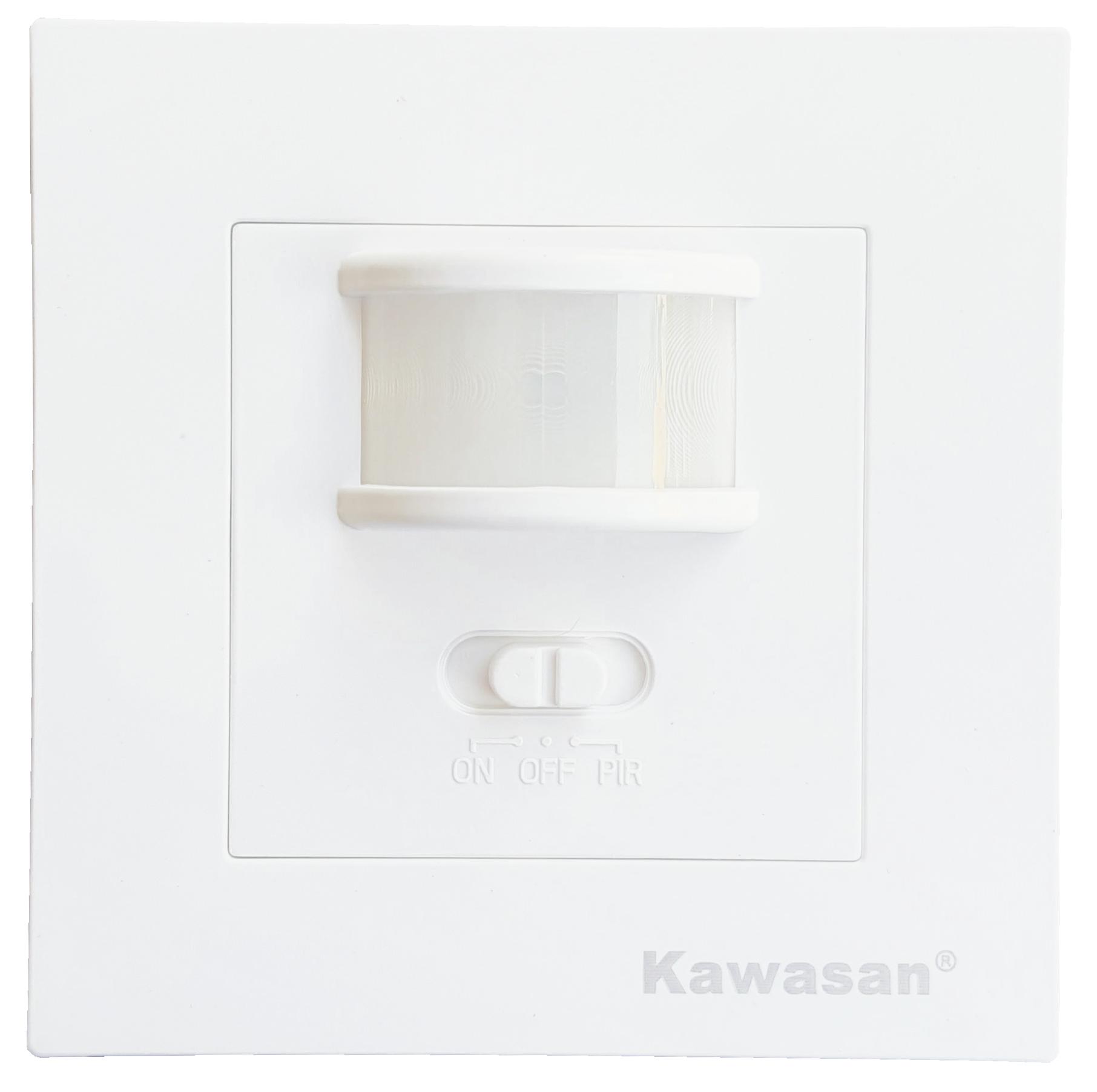 SS21D3 chức năng điều chỉnh ánh sáng (độ Lux) để giúp tiết kiệm điện công tắc cảm ứng hồng ngoại