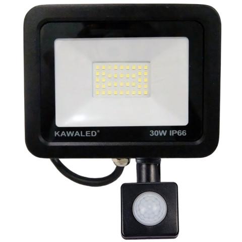 Flhs 30w đèn pha led cảm ứng