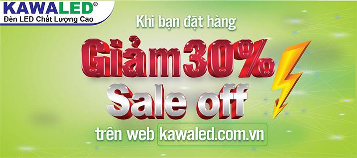 Km Giam 30%
