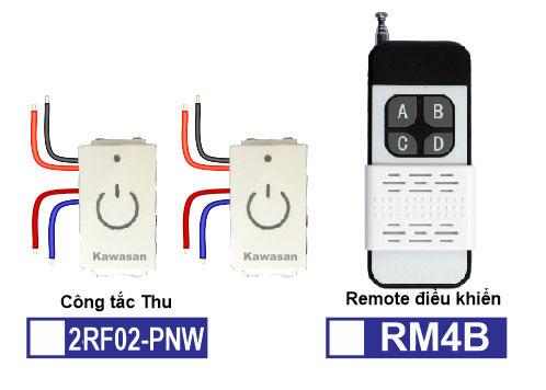 Cong Tac Dieu Khien Tu Xa Hat Thu 2 Hat 1 Remote